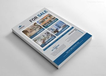 Realty Corporate Flyers Design 002701 - Template Catalog
