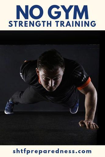 No Gym Strength Training