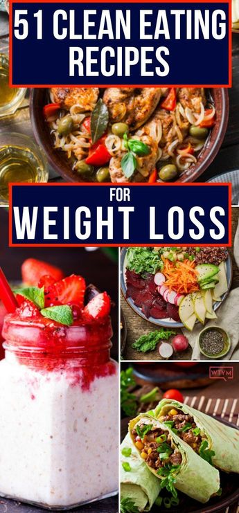 If you're looking for healthy recipes for weight loss here's all you need to start eating clean-the easy way! These easy clean eating recipes for breakfast, lunch, and dinner are full of fat burning foods to help you lose belly fat and lose weight. Whether you're on the 21 Day Fix, or high-protein, low carb diet you'll love this clean eating meal plan designed to help you meet your health, weight loss, and fitness goals while eating delicious, healthy meals! #healthyrecipes #cleaneating