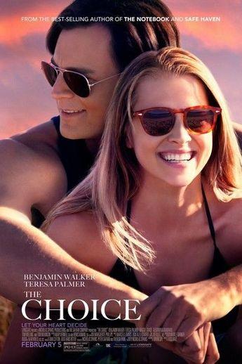 CHOICE - 2016 - Original 27x40 Regular Movie Poster - TERESA PALMER, BEN WALKER