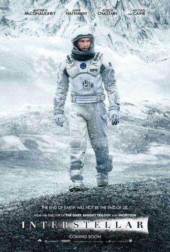 Interstellar 11x17 Movie Poster (2014)