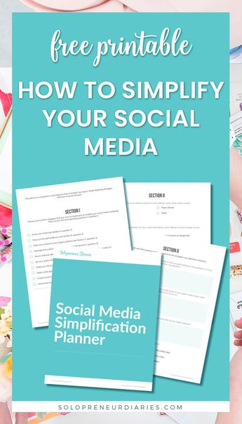 How to Simplify Your Social Media Marketing Strategies