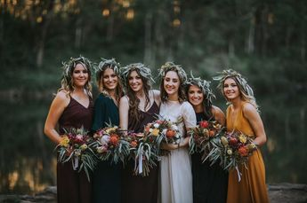 Nanga Bush Camp Wedding Dwellingup