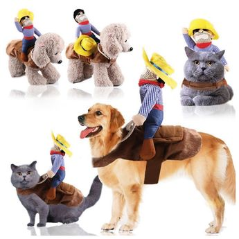 Dog And Cat Costume
