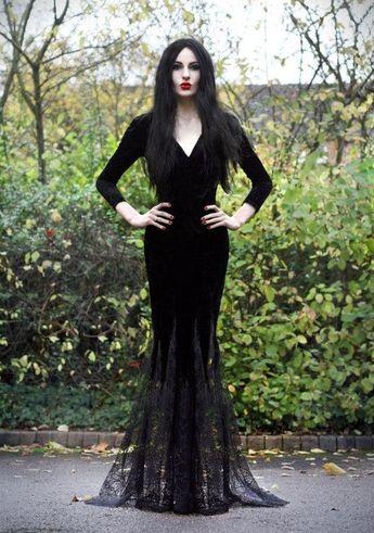22 Disfraces fáciles para los que siempre se visten de negro
