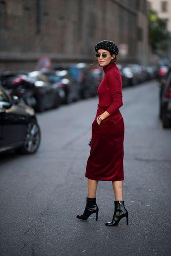 The Best Street Style at Milan Fashion Week Spring 2018