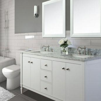 """Kayleigh 60"""" Double Bath Vanity Set"""
