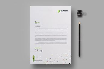 Catering Corporate Identity Pack Template 12.99