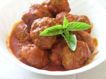 Kittencal's italienische Melt-In-Your-Mouth-Fleischbällchen