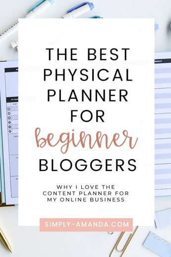 Why The Content Planner Is The Best Tool For Bloggers • Simply Amanda