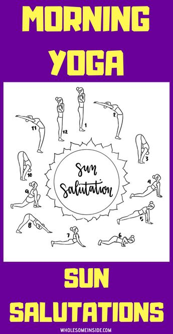 12 Steps to Perfect Sun Salutations