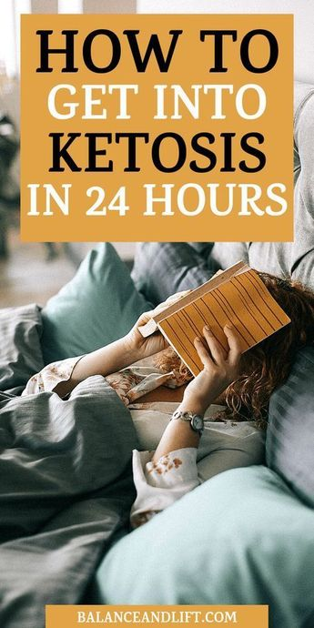Curious if it's possible or how to get into ketosis in 24 hours? Check out this post and learn the ways you can jumpstart ketosis and get into ketosis fast.