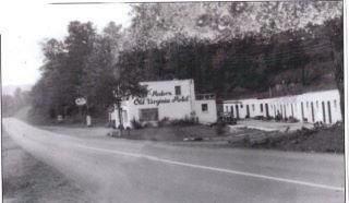 Old Virginia Motel Pound Va