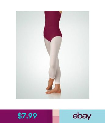 4dbd5ddc26e73 $7.99 - Body Wrappers A33 Women's Size Large/Extra Large White Footless  Tights #ebay