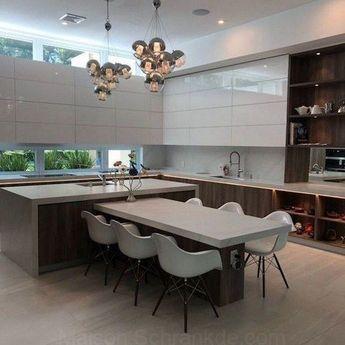 36 grandi idee di design moderno per la cucina scandinava che ti ispirano #scandinaviankitchen #kitchendesign ...