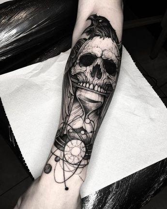 Tatuaż Jeleń Znaczenie Historia 60 Zdjęć