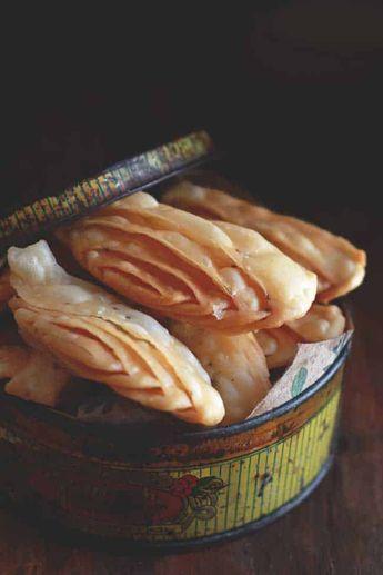Nimki (Savory Crackers)