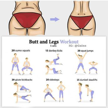 8 Booty-Boosting Exercises That Shape Your Butt