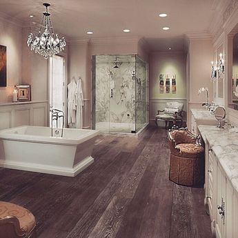 65 Luxurious Master Bathroom Design Ideas For Amazing Homes 390