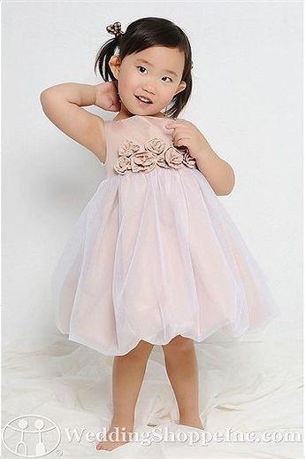252c7f8fab Eden 12344 Flower Girl Dress at The Wedding Shoppe- In deep plum! So cute