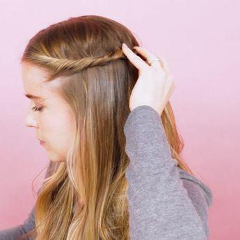 3 Easy and Elegant Everyday Hairstyles
