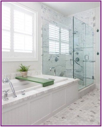 27+ Awesome Master Bathroom Remodel Ideas