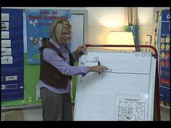 (68) Common Core Writing Kindergarten Lesson - YouTube