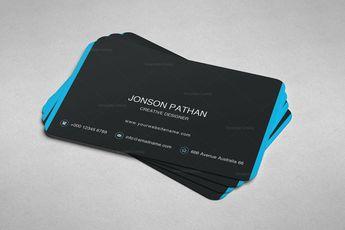 Minimalist Business Card - Graphic Templates