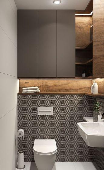 25 beliebte Ideen für die Gestaltung von Bädern ... - #Bädern #beliebte #die #für #Gestaltung #Ideen #toilettes #von