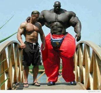 Gerçek Hulk'u gördünüz mü