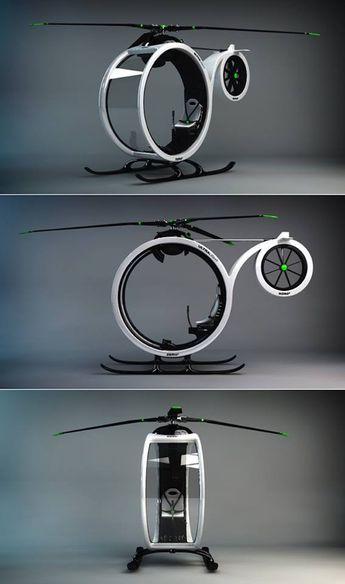 MEN'S GADGETS - ZEROº Helicopter