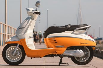 A Week in Paris with Peugeot's Django Scooter