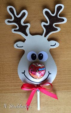 Image result for reindeer chupa chups template