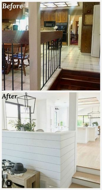 30 Best Kitchen Renovation Ideas With Before and After Pictures To Inspire You