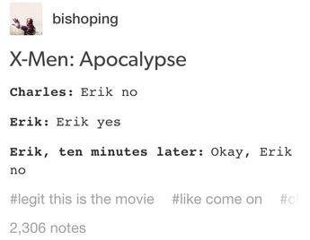 X-men: Apocalypse-a summary