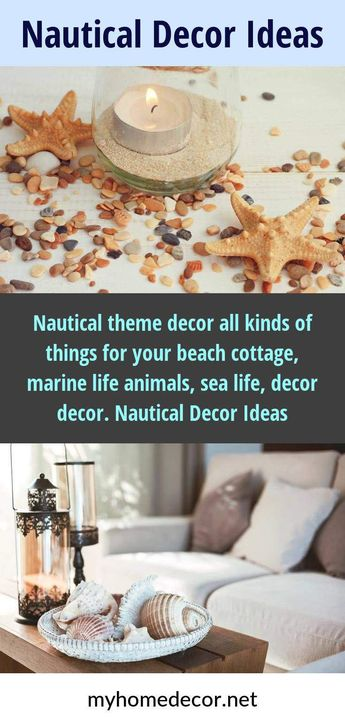 Nautical Decor Tips For Your Beach House Nothing Generate