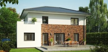 List Of Attractive Stadtvilla Mit Garage Klinker Ideas And Photos