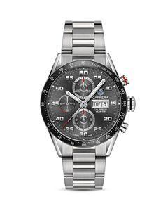 "Tag Heuer \""Carrera\"" Bracelet Watch, 43mm"