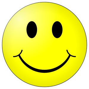 """the original """"smiley face"""" from the 70's"""