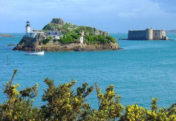Bretagne-Nordküste: Bucht von Morlaix