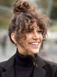 6 idées de coiffure tendance pour cheveux bouclés