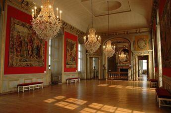 Chateau de Maisons laffitte. France.