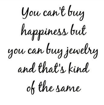 Jewelry always makes us happy! . . #jewelry #lexingtonlocalsince1950