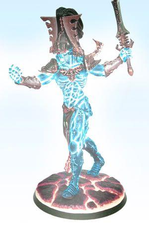 Inmaterium - Avatar Eldar - Taller