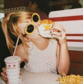 In-N-Out #foundonweheartit #mood #fashion #style #chic #happy #vibes #inspo #vintage #in-n-out #burger #fries #junkfood