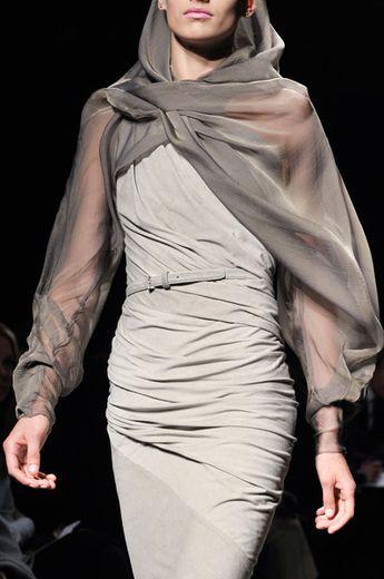 Donna Karan at New York Fashion Week Fall 2011