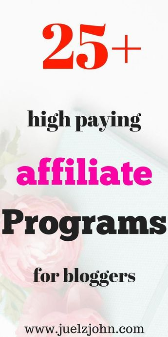 Want to make money through affiliate marketing? Try some of these affiliates programs and boost your income today#affiliateprograms#affiliatemarketing#affiliatemarketingtips#affiliatemarketingforbloggers#affiliatemarketingfornewbloggers#