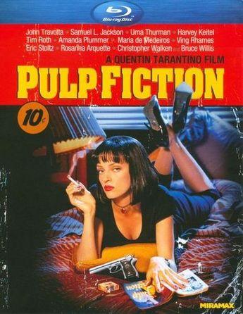 Pulp Fiction [Blu-ray] [1994]