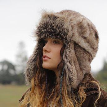 5adbc8f18fc47b Hats. Hats. More Details · StellaJean Pinterest Account. StellaJean  @estelle_phillip. 12w 3. Parkhurst Ladies' Josephine Faux-Fur Hat# affiliatelink