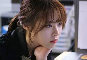 이연희Lee Yeon-hee korean see-through bang韓國空氣瀏海